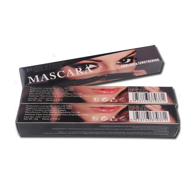 Mascara Boxes | Packaging Corner | Your Best Packaging Partner